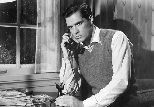 "John Gavin stars in 1959's ""Imitation of Life."""