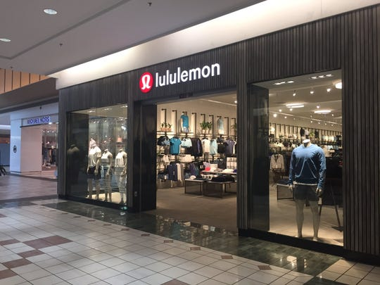 lululemon  at Eastview Mall.