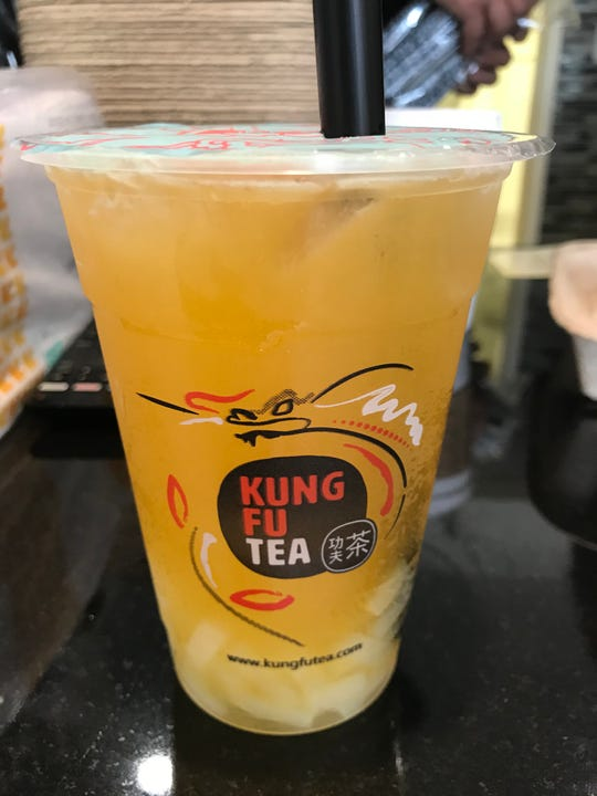Kung Fu Tea opened in Brighton this year.