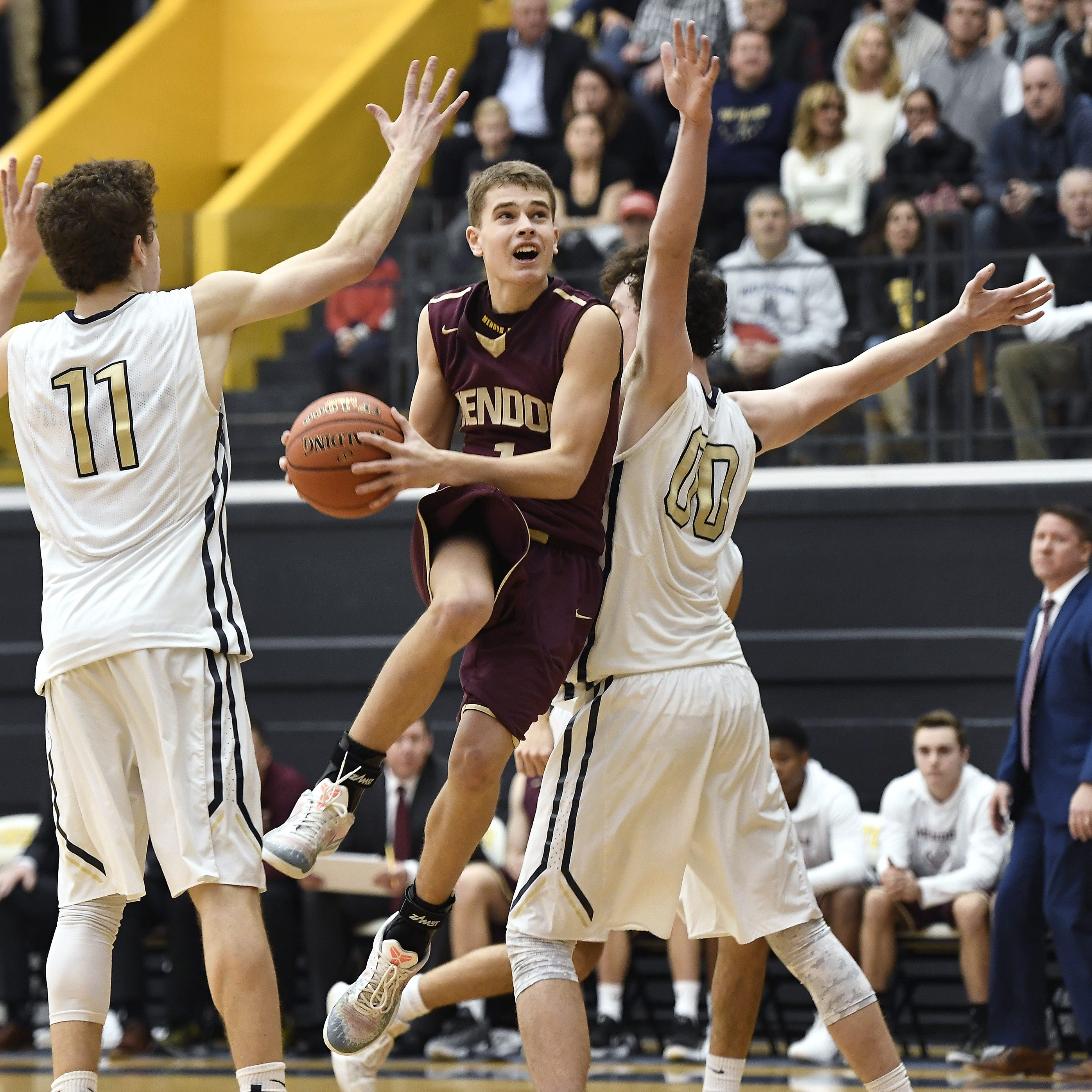 Section V basketball rankings: Three unbeatens at top of large school poll