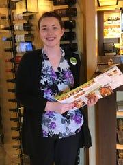 Carolyn Johns, general manager, Redding Olive Garden.