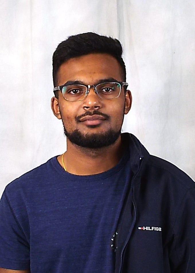 Vedant Patel
