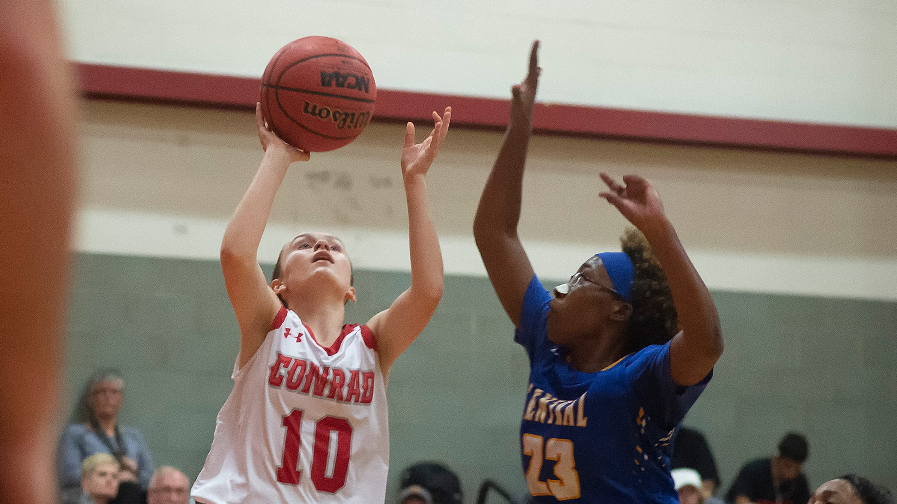 9f85d10bb09c Conrad girls basketball meets national opponents in Diamond State Classic