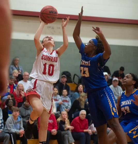 Girls Basketball State Playoffs Open For Handful Of: Conrad Girls Basketball Meets Top Opponents In Diamond