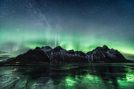 Vestrahorn in Iceland.