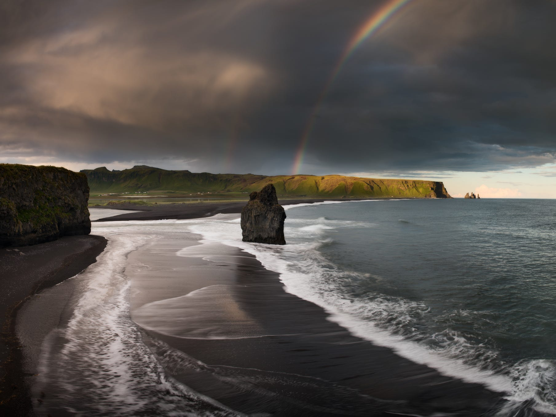 Reynisfjara in Iceland.