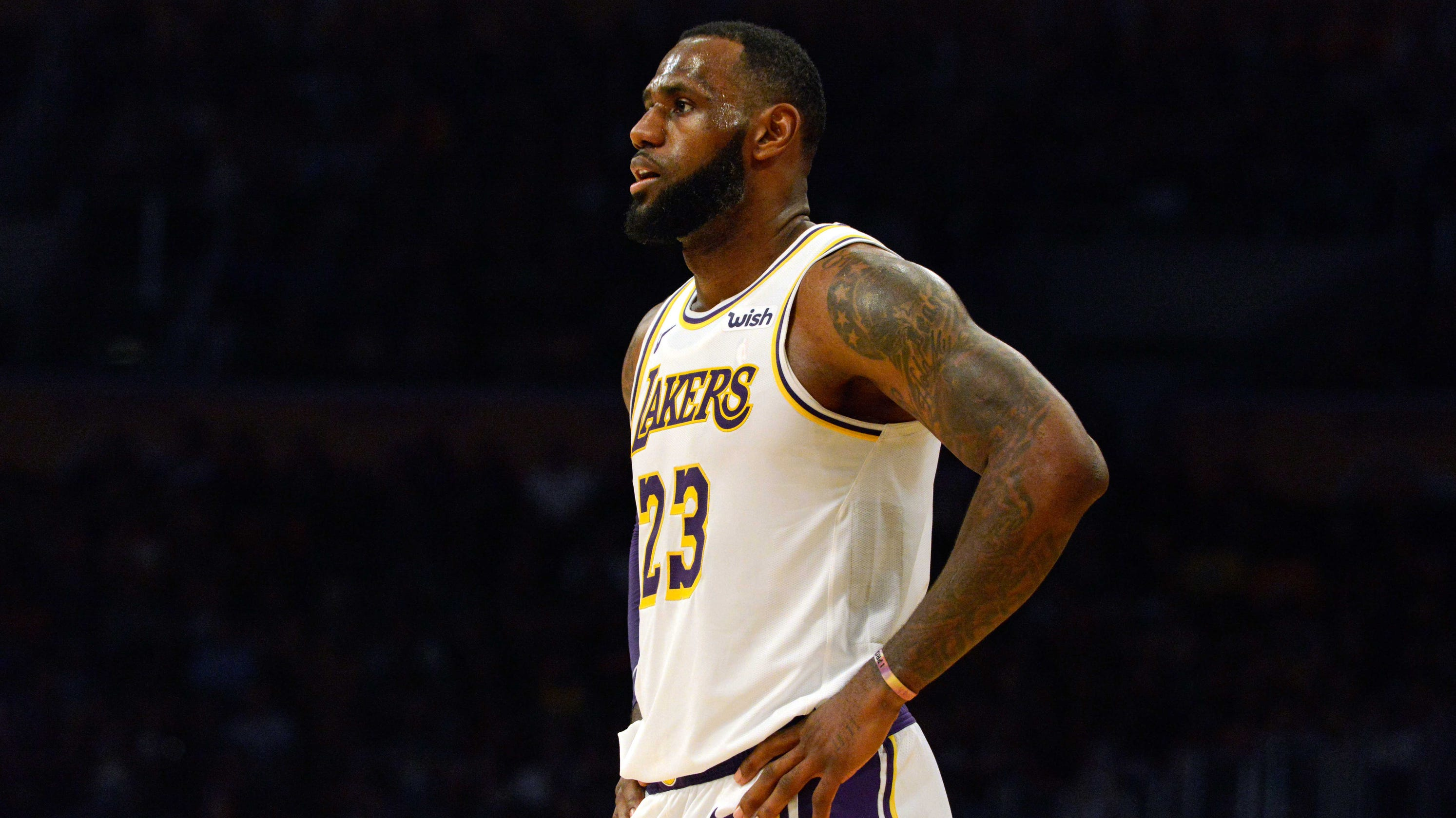 LeBron James rips NFL owners: 'Old white men' with 'slave mentality'