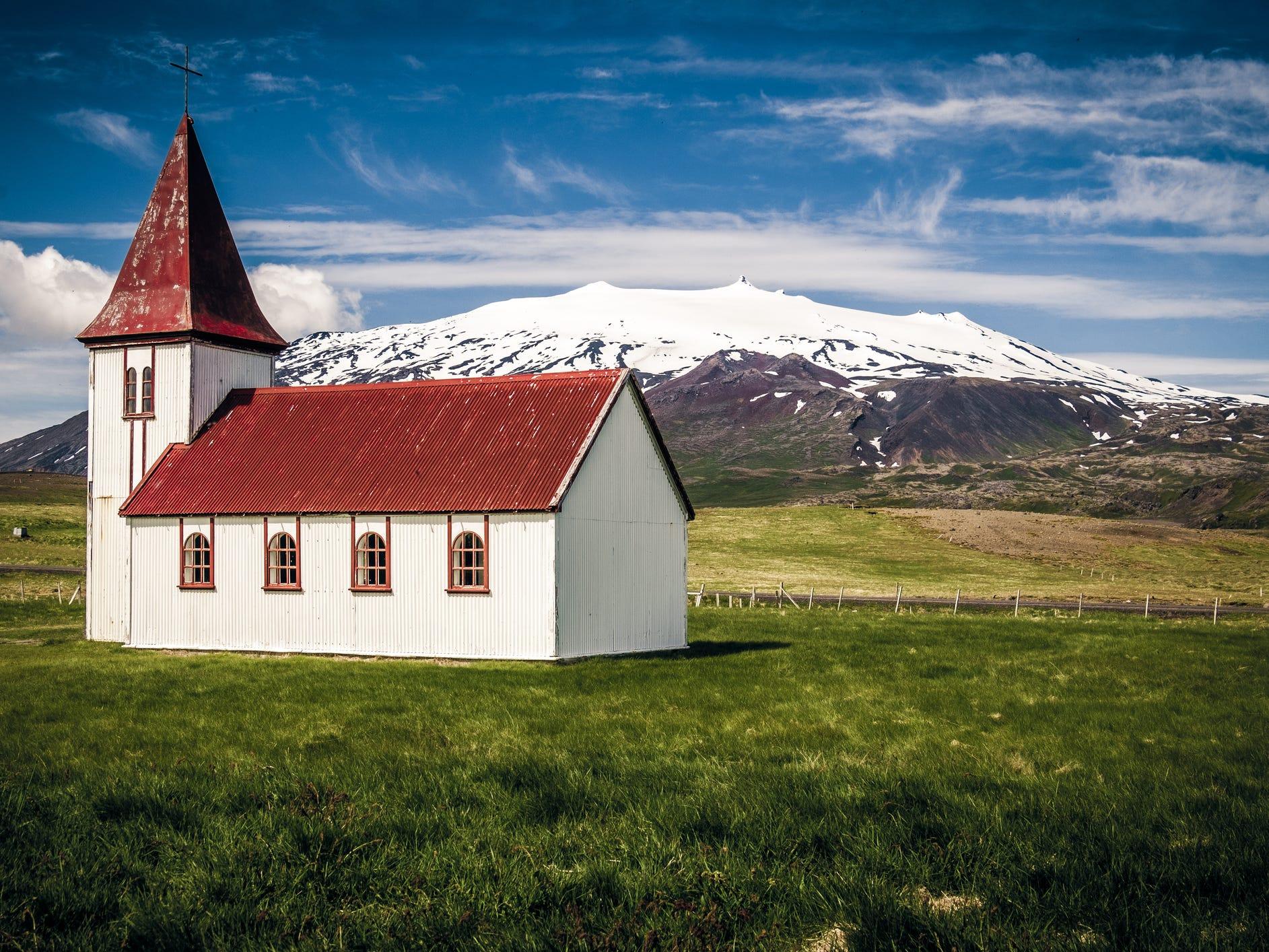 Hellnar, Iceland.