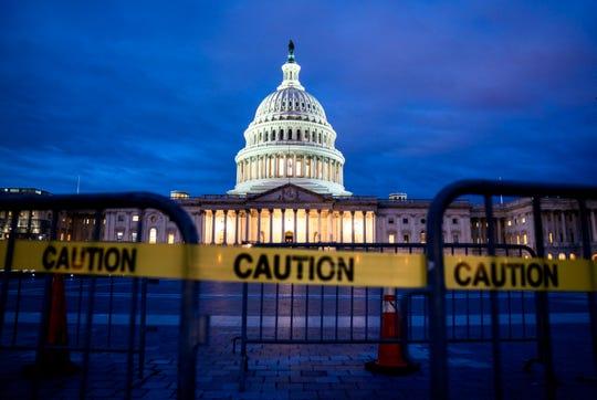 El gobierno en EEUU permanece cerrado.