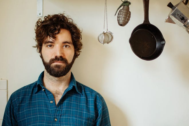 Andrew Duhon is back on Bainbridge Island and in Port Townsend for the second time in five months.
