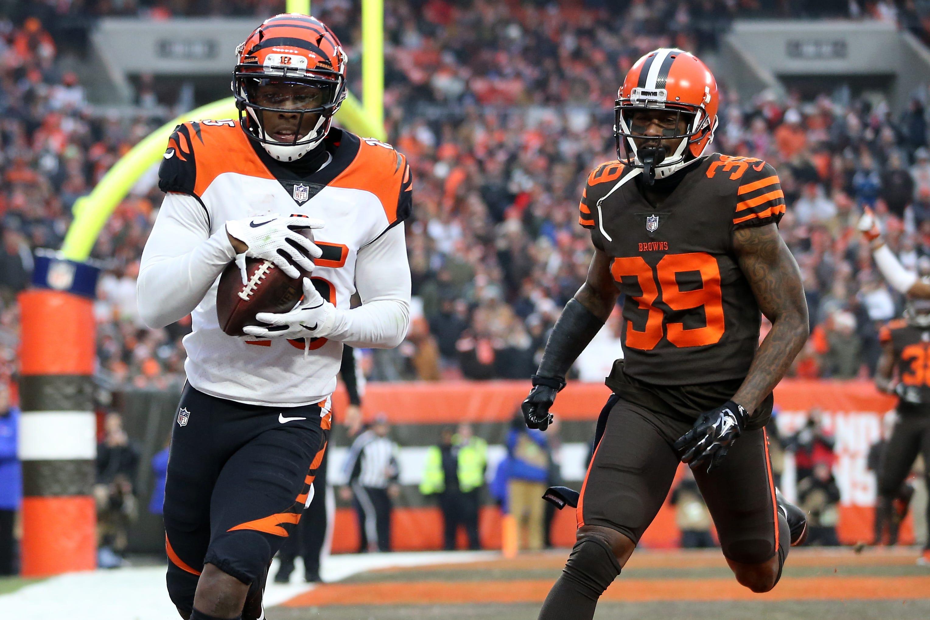 Cincinnati Bengals reinforce belief in John Ross with 2019 NFL Draft decisions
