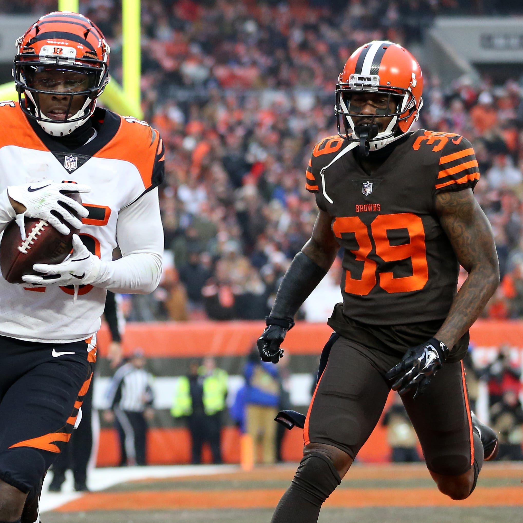 Cincinnati Bengals reinforce belief in John Ross with 2019 NFL Draft decisions