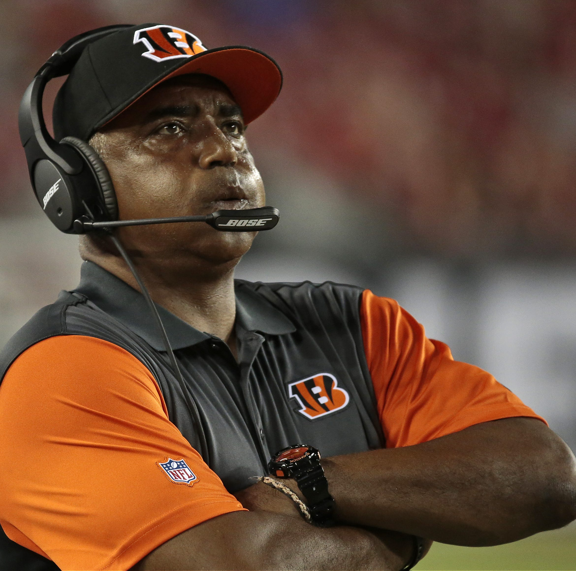 Opinion: Marvin Lewis deserves a statue; Cops should be angry about use of N-word