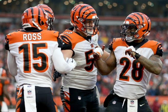 official photos 0299f 146e2 Cincinnati Bengals uniforms blasted in Uni Watch Design ...