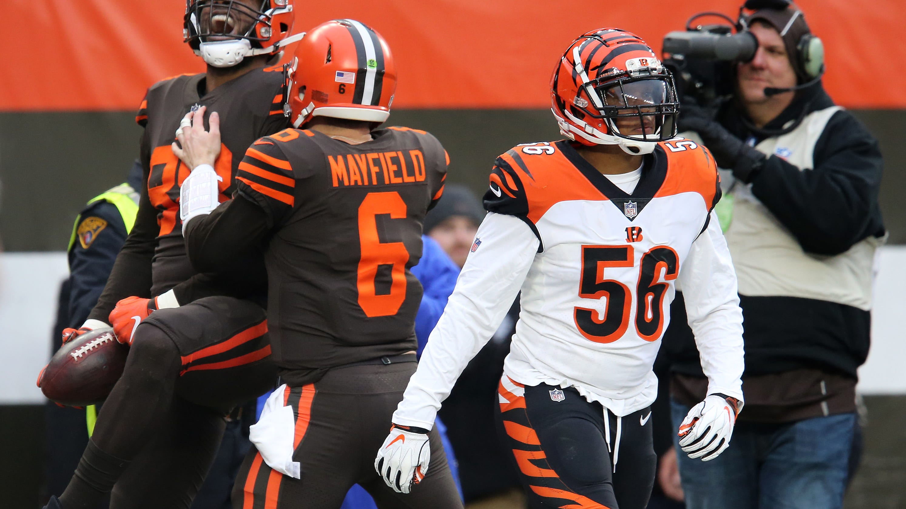new arrival f0af0 e6b97 Analysis: No job-saving finish this year for Bengals, Marvin ...