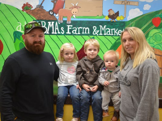 Gardener State: NJ's 2019 Outstanding Young Farmer announced PHOTO CAPTION