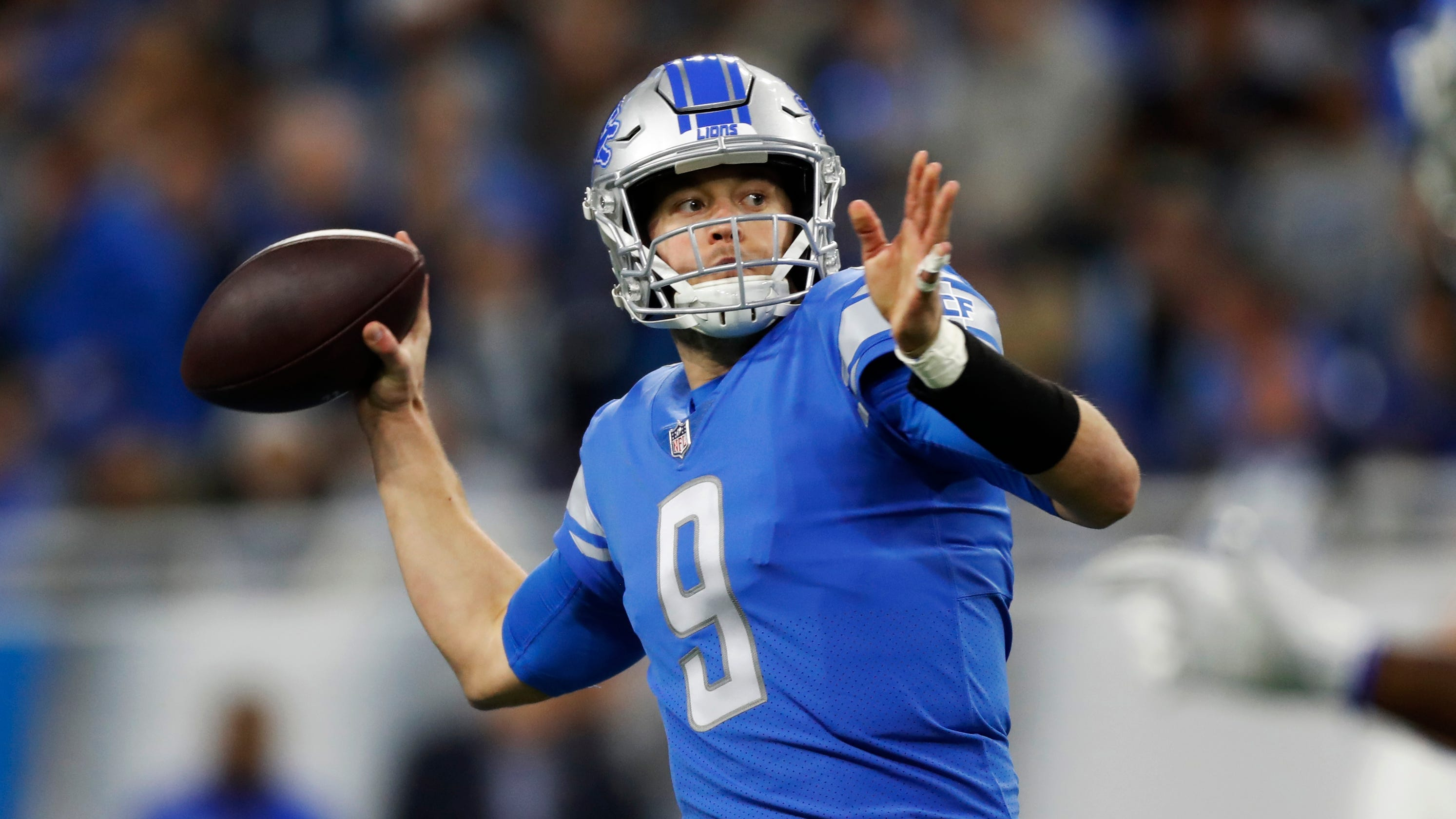 Does Lions Qb Matthew Stafford Need To Go Someplace Else