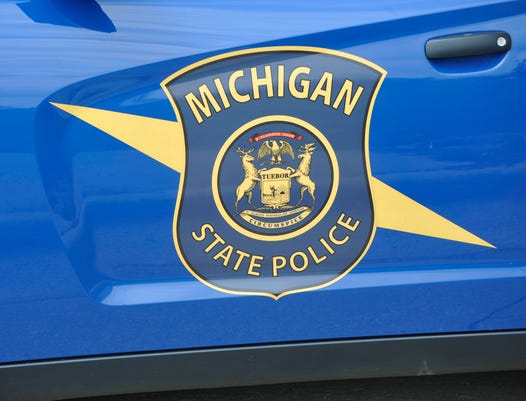 Michigan State Police vehicle