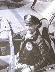 Chester Heien earned the Distinguished Flying Cross and five bronze stars.