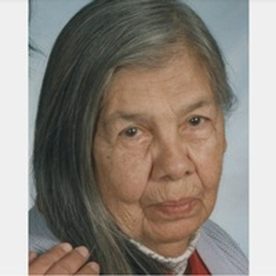 A former stenographer for Sen. Mike Mansfield and public health nurse, Dorothy Kinsey, 92, of Hays was a Gros Ventre bilingual and cultural teacher in Harlem and Hays/Lodgepole, working until her eyesight started failing in her 80s.
