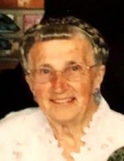 Marie Kovacich, 105