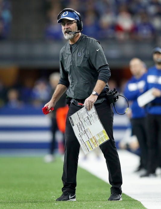 Indianapolis Colts Host The New York Giants