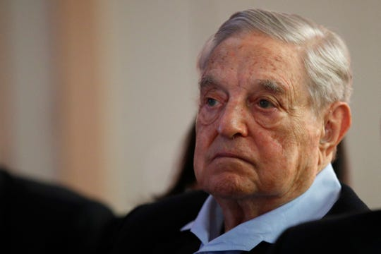 Democratic donors like George Soros, who gave little to nothing to down-ballot races in the past, are cutting large checks to groups focused on state races.