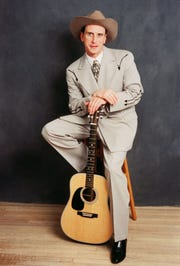Jason Petty will appear at the Hank Williams Museum for Midnight in Montgomery on New Year's Eve.