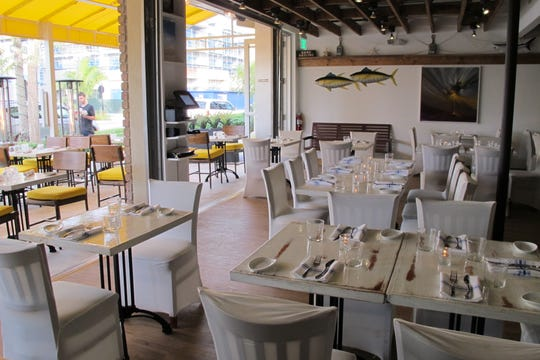 In The Know La Pescheria Restaurant Opens In Naples