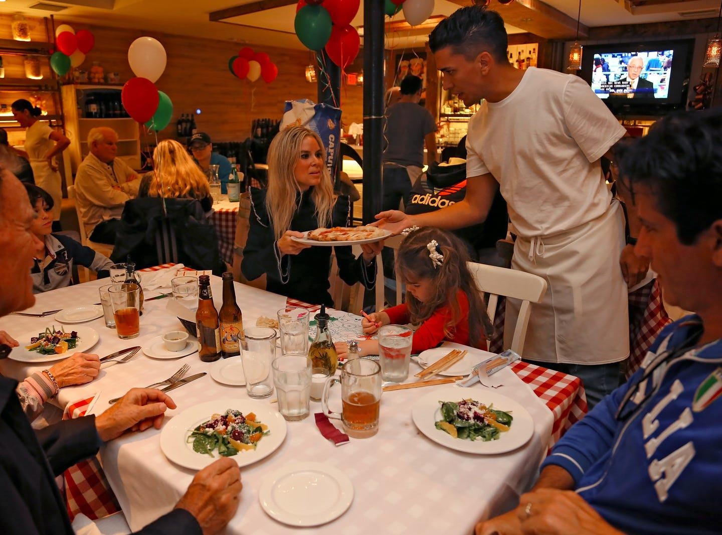 La Trattoria opened Friday, Dec. 21, 2018, on Fifth Avenue South in downtown Naples.