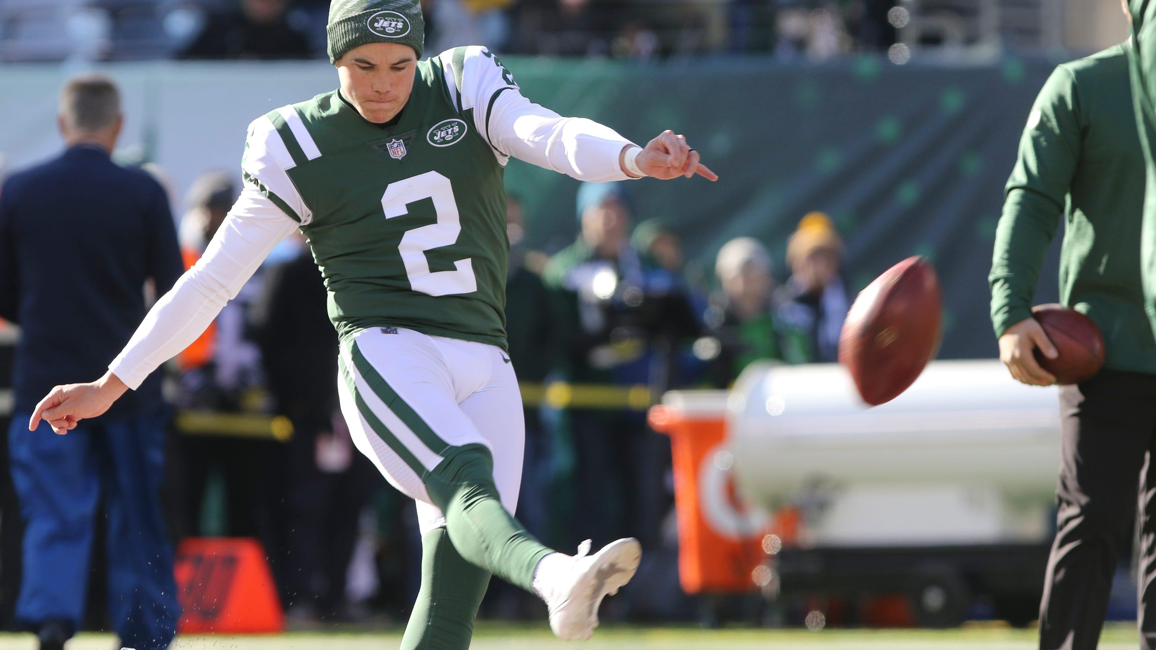 Jets Pre Game Vs Packers Week 16