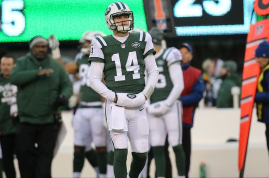 Sam Darnold performed well but was unable to give the Jets a win as they lost 44-38 in overtime. Sunday, December 23, 2018