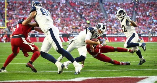 Rams Vs Cardinals 2018