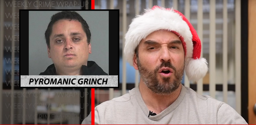 Pyro Grinch and other holiday crime stories