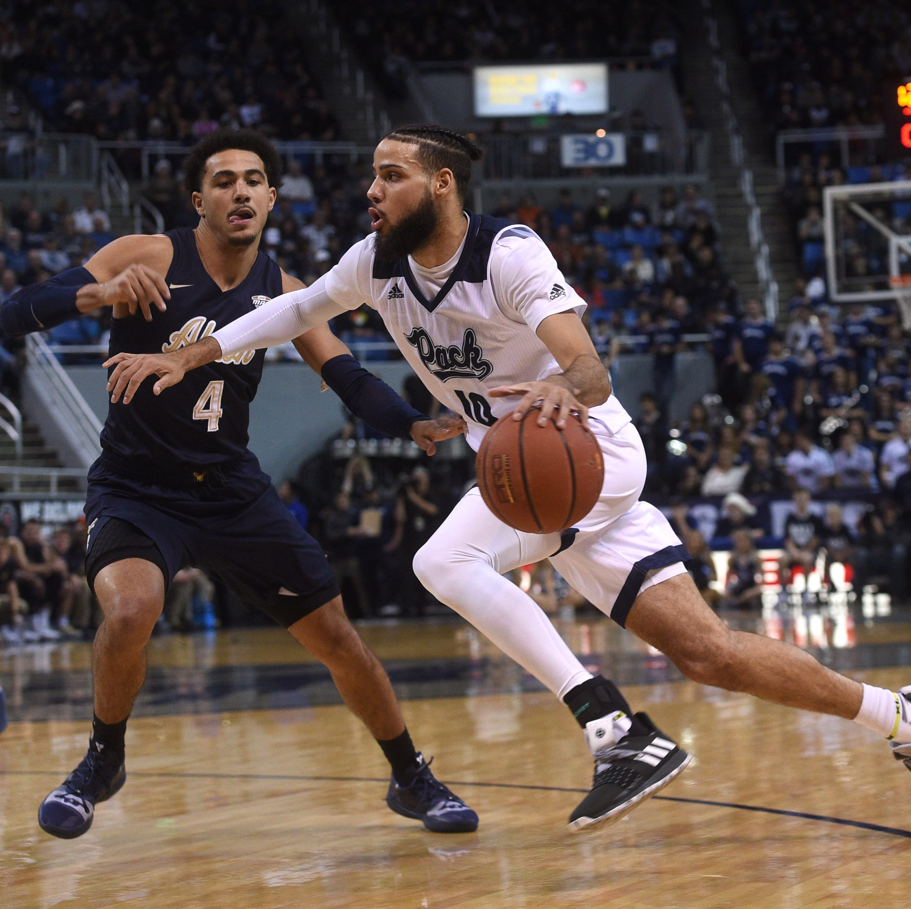 Nevada basketball's national awards train keeps rolling