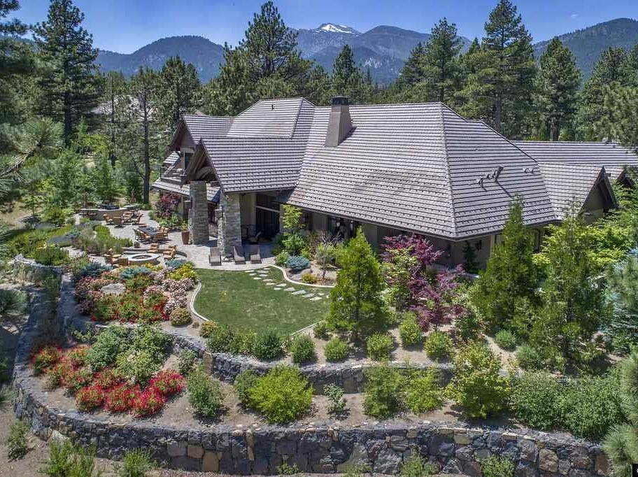 1. 5640 FORET CIRCLE. $4.9 million. 9,081 square feet, 4 bedrooms, 5 bathrooms, 2 half bathrooms.