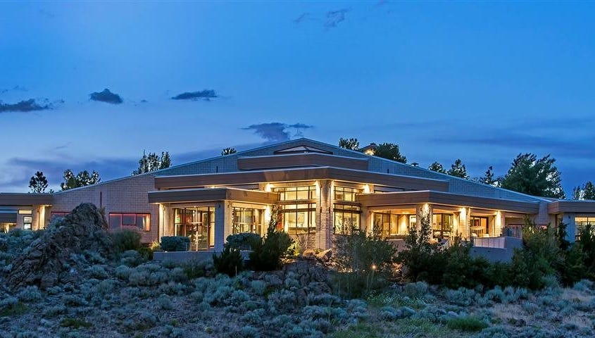 6. 430 ANITRA DRIVE. $3.5 million. 8,714 square feet, 6 bedrooms, 5 bathrooms, 2 half bathrooms.