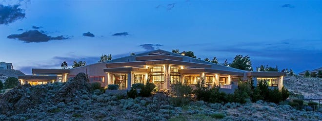 At $3.5 million, 430 Anitra Drive was the sixth most expensive home sold in Reno in 2018. Anitra Drive, in the South Suburban foothills, ranks among the city's most affluent streets.