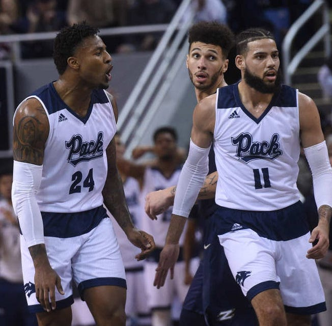 NCAA Tournament: Seventh-seeded Wolf Pack opens against 10th-seeded Florida