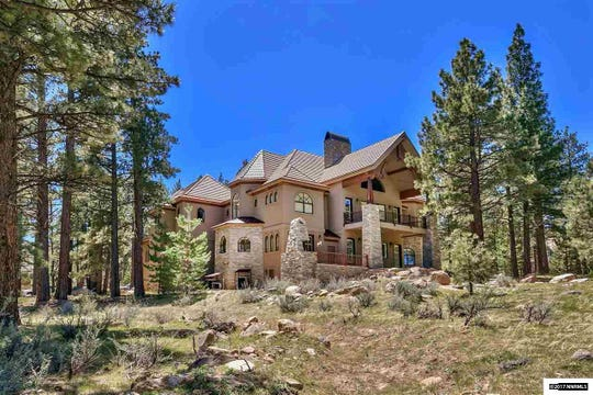 11. 4645 ALPES WAY. $2.66 million. 9,000 square feet, 7 bedrooms, 6 bathrooms, 1 half bathroom.