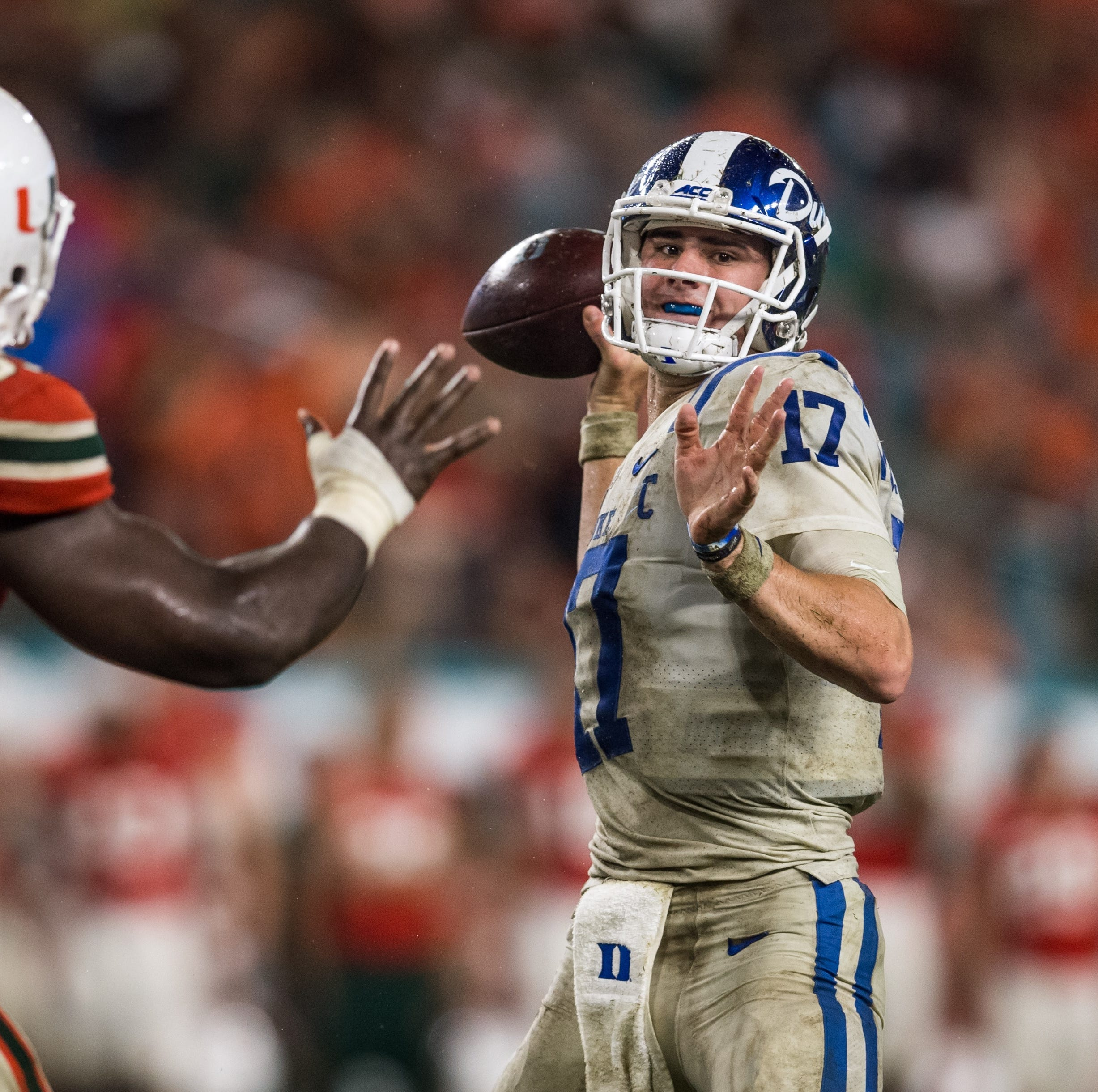 5 things to know about New York Giants No. 6 overall pick Daniel Jones