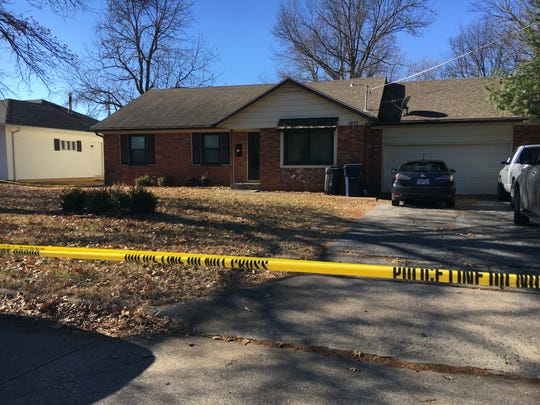 Police say they are investigating a homicide that occurred in the 1000 block of South Peach Tree Avenue.