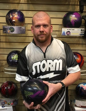 Rob Hartman rolled 23 strikes for a 679 series last week as the City High Roller League wrapped up their 2018 season in Mesquite.