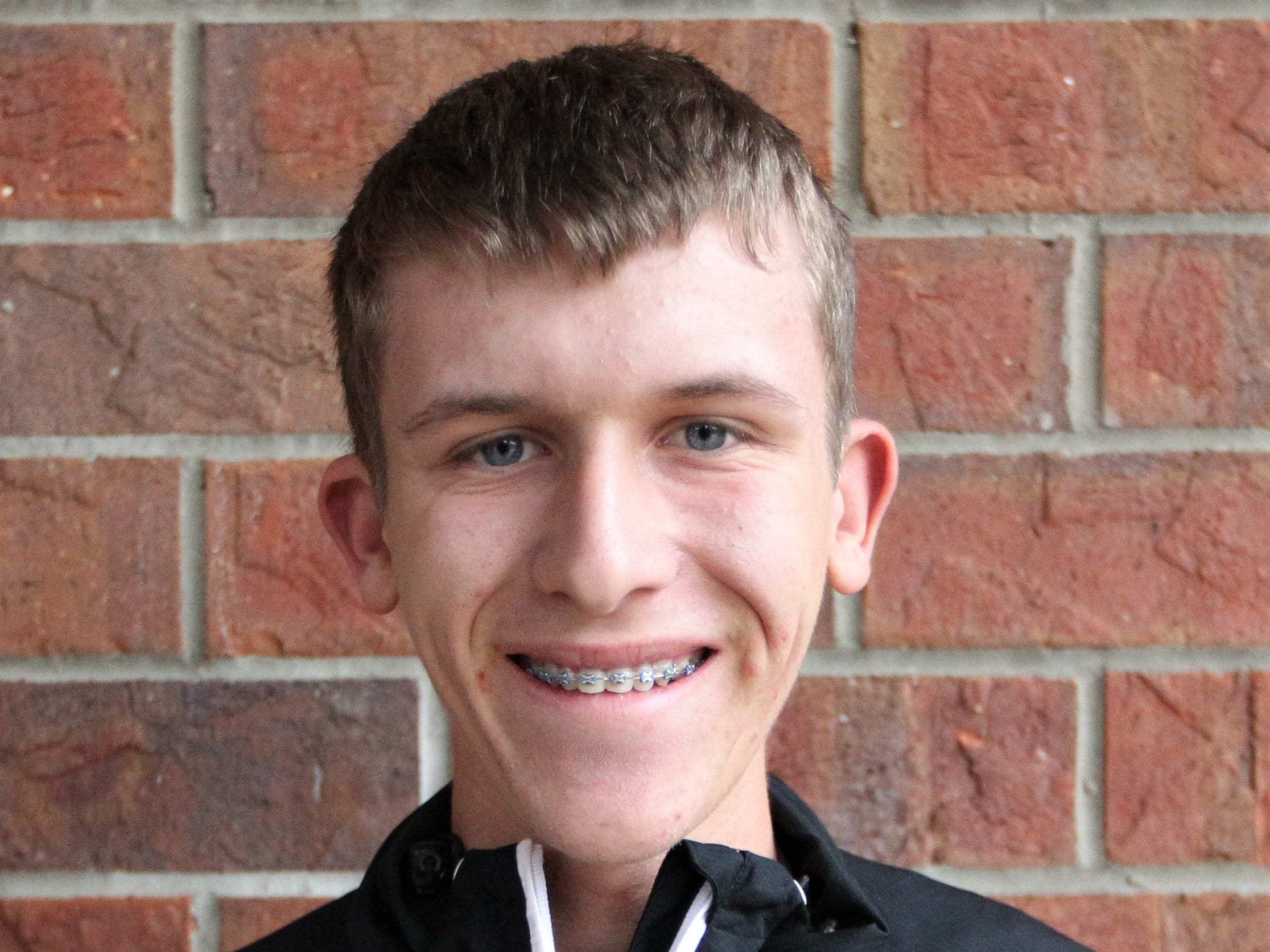 Chiles junior Hawthorne Hay was named to the 2018 All-Big Bend boys cross country first team.