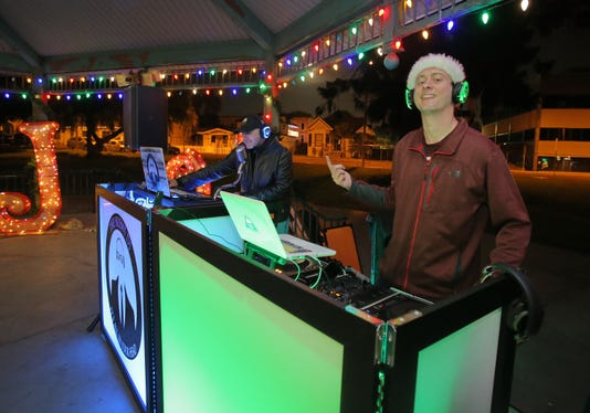 Silent Night Disco 01