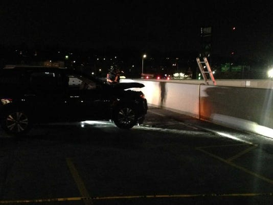 Yonkers Cross County Accident