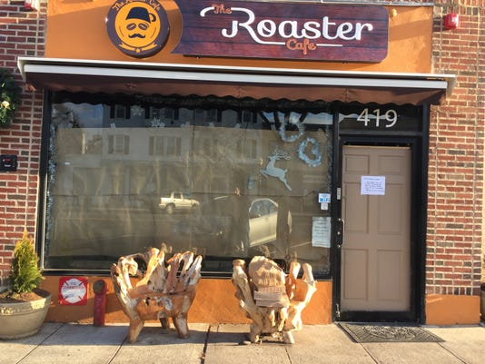 The Roaster Cafe in Mamaroneck