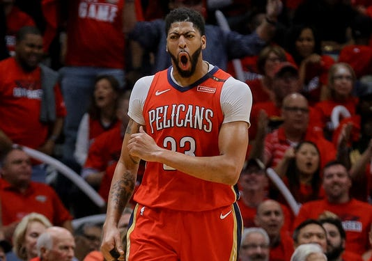 25f503088b6 Anthony Davis to Lakers 'has to happen,' Kevin Garnett believes