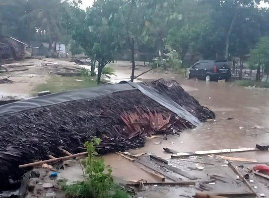 Epa Indonesia Tsunami Dis Disasters General Idn Ba