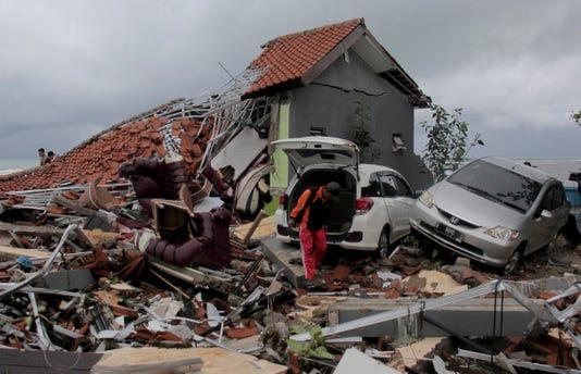 Ap Indonesia Tsunami I Idn